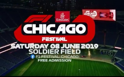 El Festival de F1 en el estadio Soldier Field de Chicago próximamente