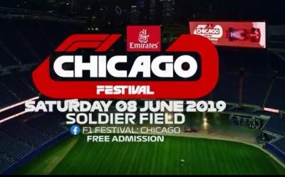 El Festival de F1 en el estadio Soldier Field de Chicago próximamente