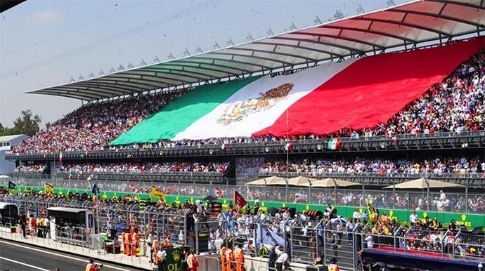 El Gran Premio de México está prácticamente fuera del calendario del 2020