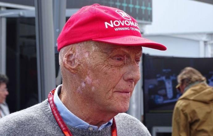 Murió el tricampeón mundial de F1 Niki Lauda