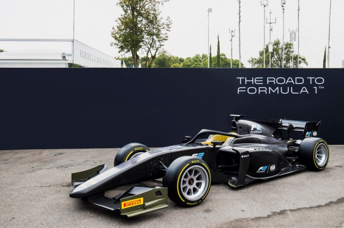 Pirelli estrenará las llantas de 18 pulgadas en la F2 antes de pasarlas a F1