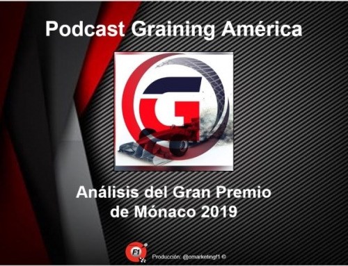 Reflejos del GP de Mónaco 2019 Podcast No. 11 de Graining América