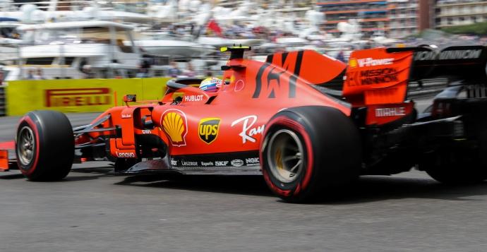 Sábado en Mónaco – Ferrari: Errores que matan