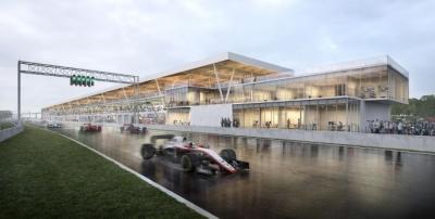 Se inauguro el nuevo Paddock del Circuito Gilles Villeneuve en Canadá
