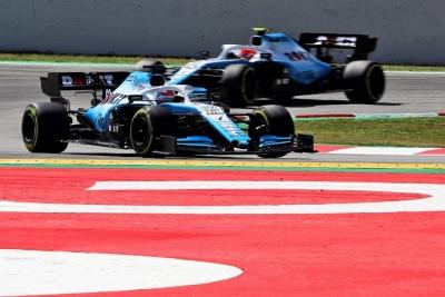 Viernes en España Williams relativamente satisfechos con la jornada