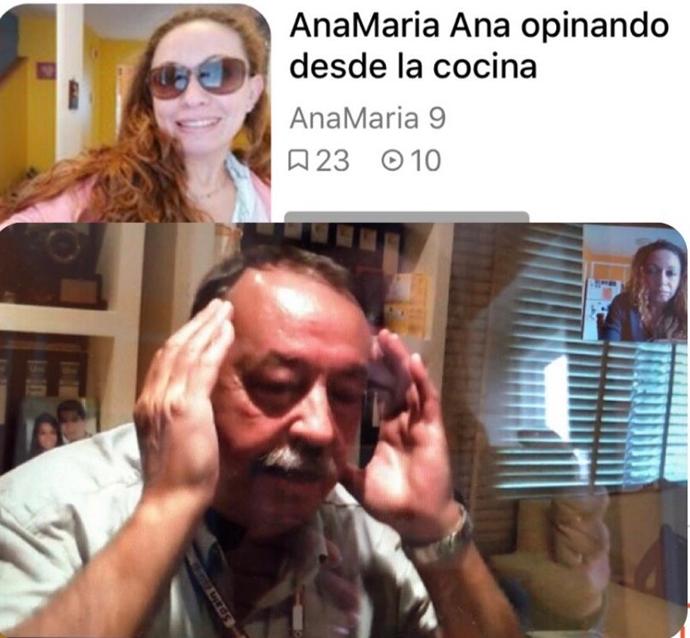 """""""Ana opinando desde la cocina"""" con Joan Villadelprat"""