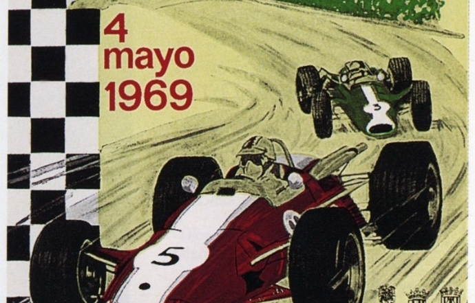 DesGRAINING el primer GP en Montjuic