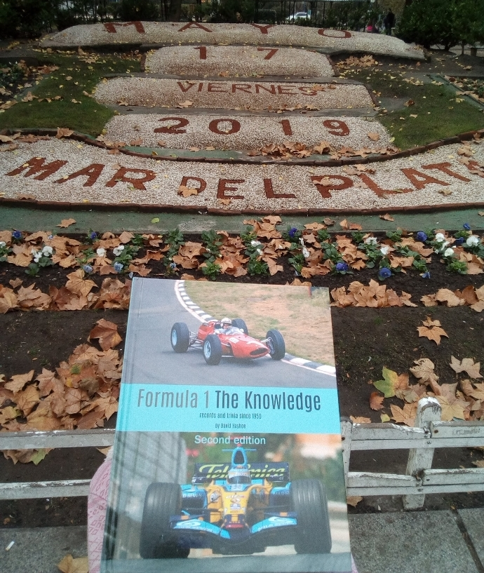 """FORMULA 1 THE KNOWLEDGE"" – La Review desde Mar del Plata"