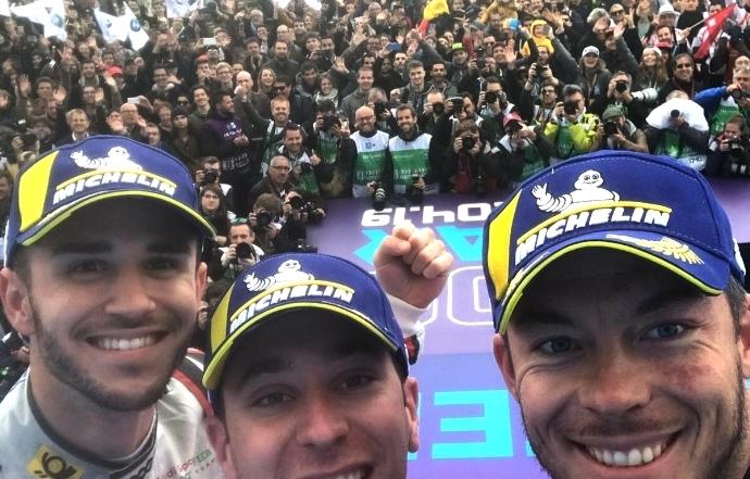 Post Paris ePrix: las palabras en el podio