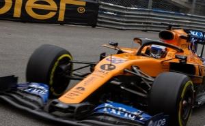Sábado en Mónaco - McLaren: Carlos magnífico, a Q3