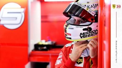 Vettel decepcionado con su inicio de temporada