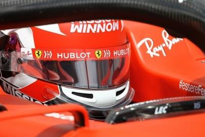 Viernes en España - Ferrari: Siguen sin liderar