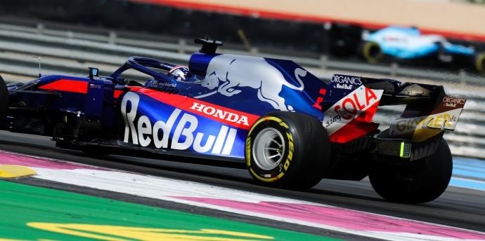 Domingo en Francia - Toro Rosso: Se van de Paul Ricard sin puntos