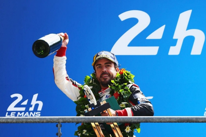 """Fernando Alonso: """"Ha sido una victoria inesperada, no teníamos ritmo"""""""