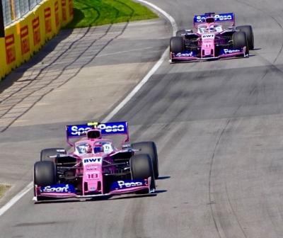 Previa GP Austria - Racing Point piensa en divertirse en el Red Bull Ring