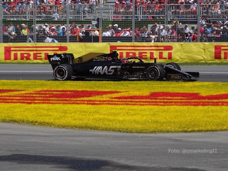 Previo GP Francia - Haas a recomponer