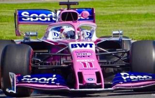 Previo al GP de Francia - Racing Point: Motivados y optimistas frente al Paul Ricard