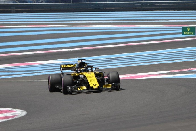 Previo GP Francia - Renault espera repetir los resultados de Canadá