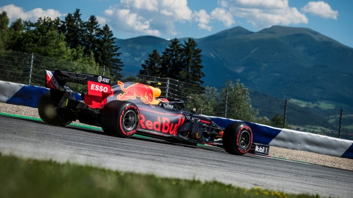 Sábado en Austria – Red Bull: Verstappen se cuela en primera línea, Gasly se hunde