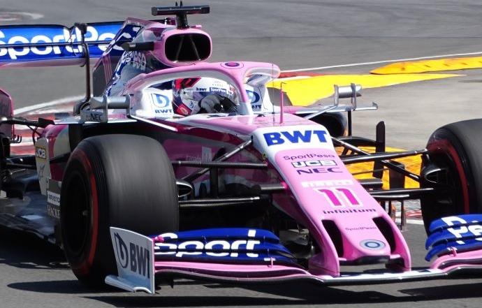 Sábado en Canadá - Racing Point el anfitrión es eliminado en 1er filtro de calificación