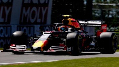 Sábado en Canadá – Red Bull: La suerte no acompaña a los austriacos
