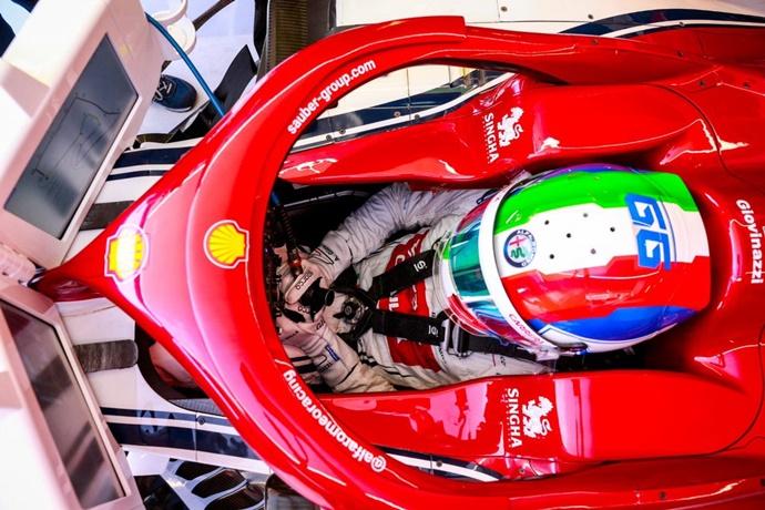 """Viernes en Austria - Alfa Romeo: """"Empezando con el pie derecho"""""""
