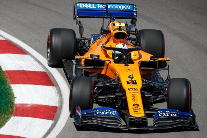 Viernes en Canadá – McLaren: Mejoras que prometen