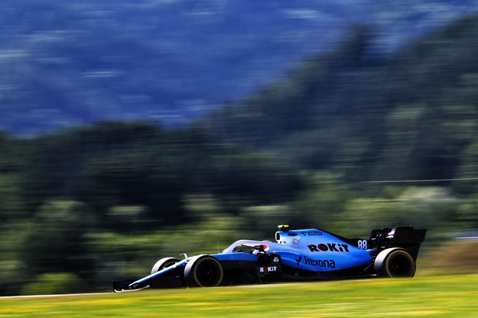 Domingo en Austria - Williams: Mismo acontecer, mismo resultado