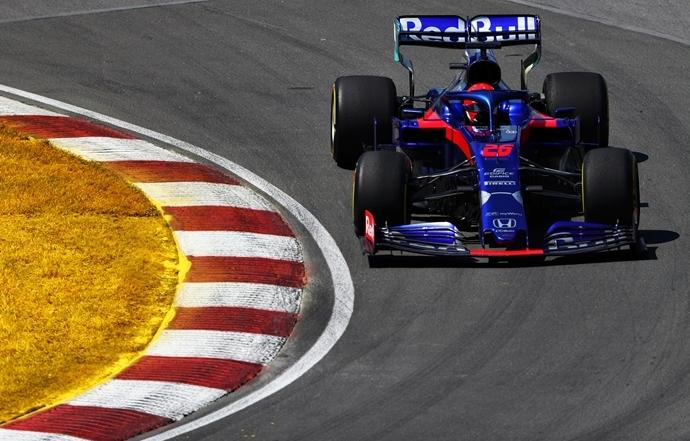 Domingo en Canadá - Toro Rosso: Sentimientos encontrados después de un difícil fin de semana