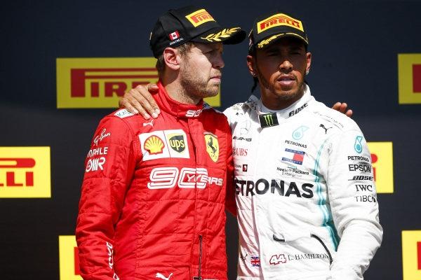 Ferrari apelará la sanción de Vettel