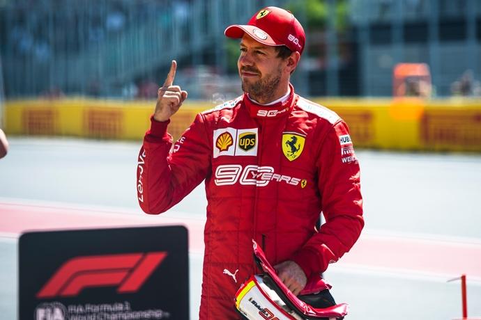 La FIA convoca a representantes de Ferrari para revisar la sanción de Vettel en Canadá