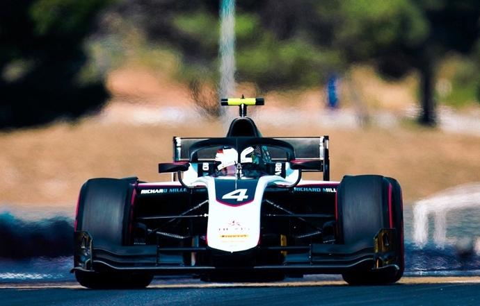 Nyck De Vries gana en Francia y se pone líder de la F2