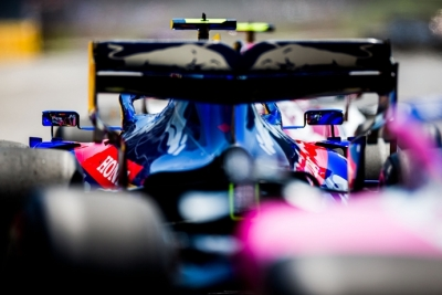 Previo GP Francia - Toro Rosso: Kvyat y Albon se encuentran con un viejo conocido