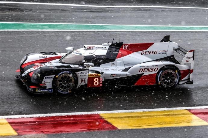 """Rob Leupen: """"Hay momentos en los que puede que hubiera chispas con Alonso"""""""