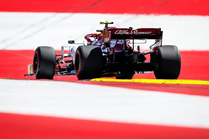 Sábado en Austria - Alfa Romeo: Puntos al alcance