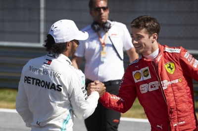 Sábado en Austria - Mercedes: No son imbatibles