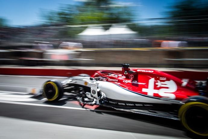 Sábado en Canadá - Alfa Romeo no logra colarse en la Q3, pero tienen buenas expectativas
