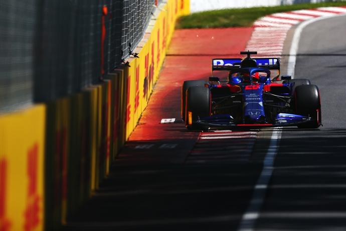 Sábado en Canadá – Toro Rosso: Un balance positivo después de lo acontecido en pista