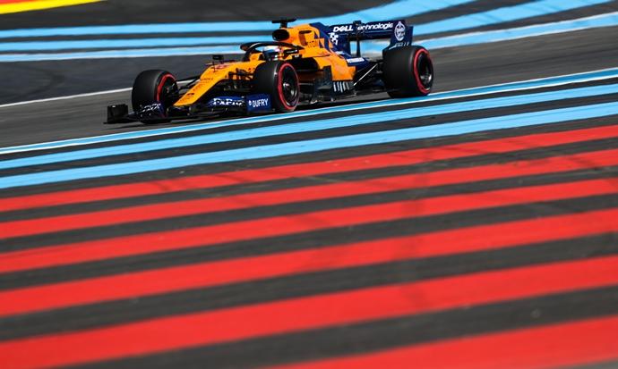 Sábado en Francia - McLaren: Norris y Sainz vuelan en Le Castellet