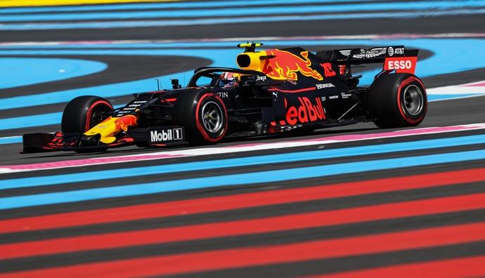 Sábado en Francia - Red Bull: Nada mal, y nada nuevo tampoco