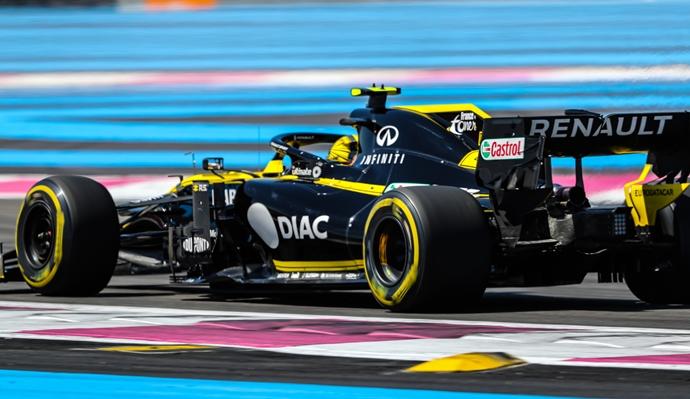 Sábado en Francia - Renault: Los pequeños márgenes