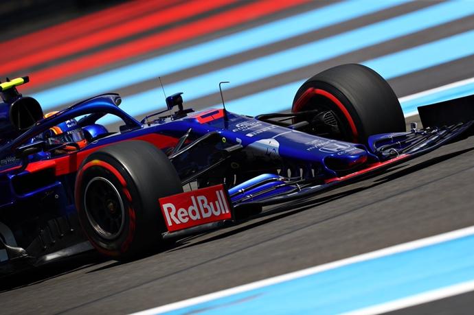 Sábado en Francia - Toro Rosso: Tablas, aunque con expectativa