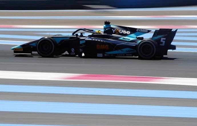 Sette Camara se hace con la Pole Position en el Gran Premio de Francia