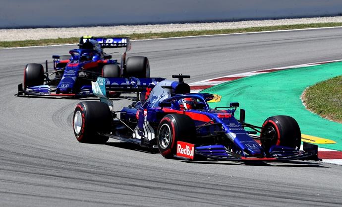 Toro Rosso llega con gran expectativa a Canadá
