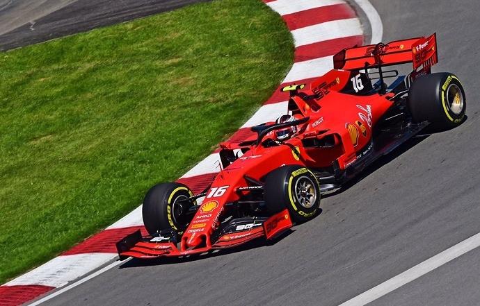 Viernes en Canadá - Ferrari: De menos a más