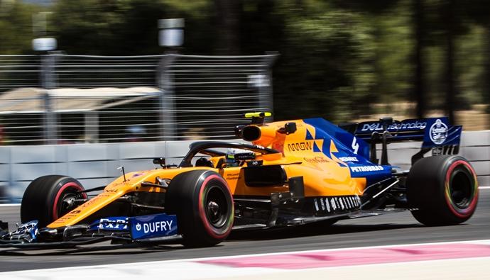 Viernes en Francia - McLaren avanza con buenas sensaciones