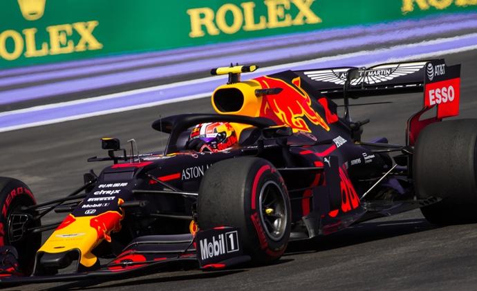 Viernes en Francia - Red Bull: Buen balance, pero con trabajo por delante