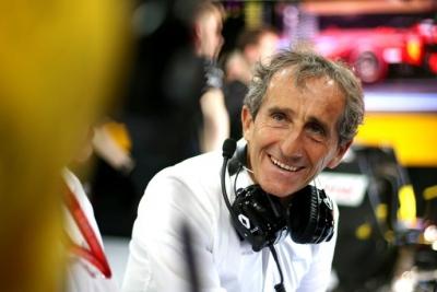 Alain Prost es el nuevo director de Renault Sport Racing