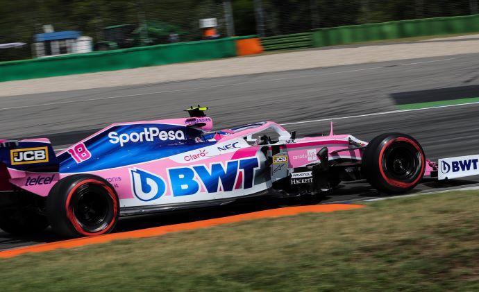 Sábado en Alemania - Racing Point y Checo hacen Check-In en Q3 con su especificación B