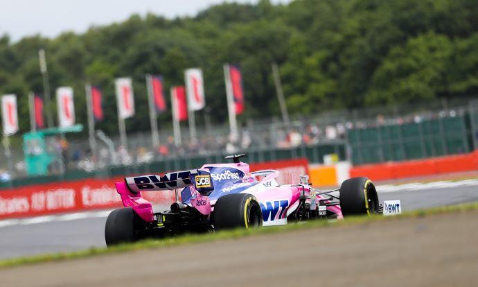 Viernes en Gran Bretaña - Racing Point adaptándose al nuevo asfalto en casa